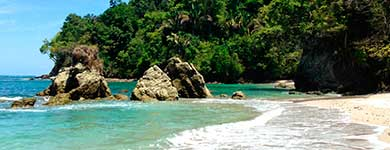 Manuel Antonio playas
